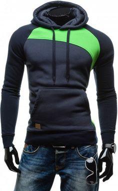 Panska mikina - sportovy styl, dostupna v niekolkych farbach Athletic, Street Style, Mens Fashion, Sport, Hoodies, Sweaters, Jackets, Clothes, Men's