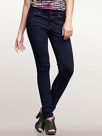 I love skinny jeans! GAP always has the most comfortable and affordable jeans for any occasion