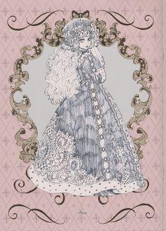 Sakizou Frau