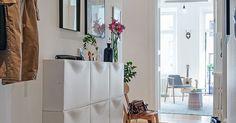 Ideas originales para decorar pasillos estrechos en nuestro hogar