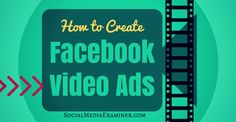 How to Create Facebook Video Ads. This explains how to create Facebook video ads through both the live advertising interface and Power Editor.