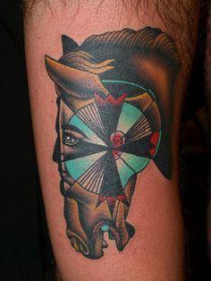 20 Unusually beautiful tattoos by Pietro Sedda
