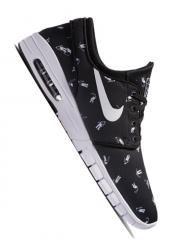 Nike SB Stefan Janoski Max Premium black/white-black