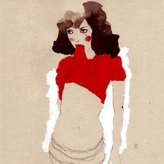 Conrad Roset. Muses 2012