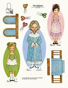 The Ginghams Visit Grandma. Обсуждение на LiveInternet - Российский Сервис Онлайн-Дневников