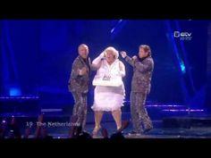 Eurovision Song Contest 2009 - Holanda -2ª Semifinal (HD)