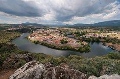 Vistas de Buitrago de Lozoya. Como llegar al Mirador River, World, Outdoor, Sierra, Murcia, Medieval, Secret Places, Walks, Paths