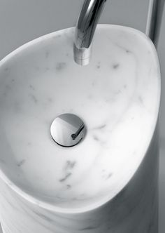 Sanico   Faro basin   Carrara marble