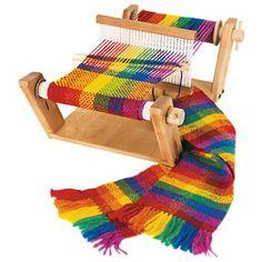 The Met Store - Harrisville Designs  Easy Weaver Loom Kit
