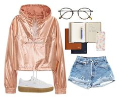 help me get more followers by rita-ordaz on Polyvore featuring polyvore fashion style Puma Sonix Frency & Mercury Mark & Graham clothing
