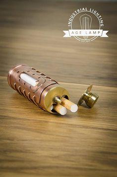 Steampunk Cigarette Case