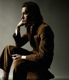 Wes Anderson photographed by Solve Sundsbo