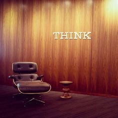 A peek inside the new #IBM #Design Studio in Austin  Silla Eames Chaise L  la tenemos en Lasddi.com  nidia.olea@lasddi.com