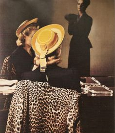 Photograph by Louise Dahl Wolfe, Harpers Bazaar