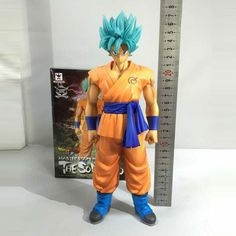 $17.20 (Buy here: https://alitems.com/g/1e8d114494ebda23ff8b16525dc3e8/?i=5&ulp=https%3A%2F%2Fwww.aliexpress.com%2Fitem%2FMifen-Craft-Anime-Dragon-Ball-Z-Super-Saiyan-Vegeta-Battle-State-Final-Flash-PVC-Action-Figure%2F32655886356.html ) Banpresto Craneking MSP Master Stars Piece Dragon Ball Z Super Saiyan Son Gokou Goku  PVC Action Figure Collectible Prototype for just $17.20