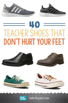 2403e9df0c94 40 Teacher Shoes That Don t Hurt Your Feet