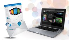 Eye catchy and responsive #WebDesigning services with Color Splash in Delhi.