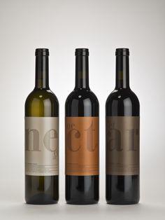 Nectar by Dylan Giala, via Behance wine / vinho / vino mxm