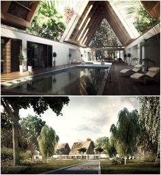 . #architecture #visualisation