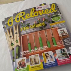 New issue of Reloved Magazine has just arrived!