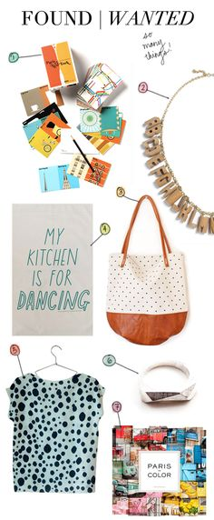found // wanted ... fun product finds on inspired to share.