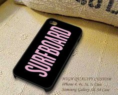 Surfboard Beyonce Yonce Case For iPhone 4/4s iPhone by CoverHape, $13.99