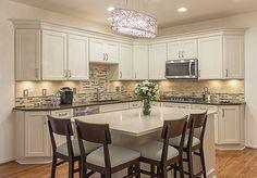 Galley Kitchen Design Ideas & Remodel - MI & OH   KSI