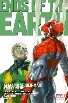 Teaser de Spiderman : ends of the earth