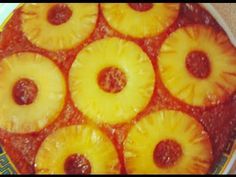 Pineapple Upside Down Cake: Noreen's Kitchen - YouTube