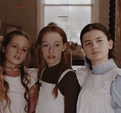 Ruby, Anne e Diana Anne with an E 1 Gilbert Blythe, Anne Shirley, Anne Of Green Gables, Amybeth Mcnulty, Gilbert And Anne, Anne White, Anne With An E, Cuthbert, Netflix Series