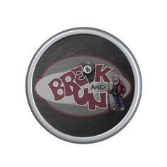 Break and Run Bluetooth Speaker