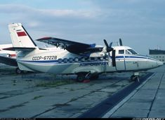 13 June 1987 - a L-410M (CCCP-67239) Involved in a ground accident in an unknown location in the Soviet Union with two An-2s (CCCP-70129 and CCCP-84655). Passengers & crew fate unknown.