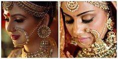 11 Bridal Nose Rings a.ka. Nath Designs which are a must-see for the 2018 bride! | Bridal Wear | Wedding Blog Nath Nose Ring, Bridal Nose Ring, Nose Rings, Lilac Wedding, Wedding Bride, Wedding Blog, Heavy Lehenga, Indian Colours, Small Leaf