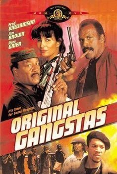 Fred Williamson Sons | fred williamson pam grier jim brown richard roundtree ron o neal paul ...