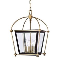 Hudson Valley Lighting Hollis 4 Light Foyer Pendant Finish: Polished Nickel