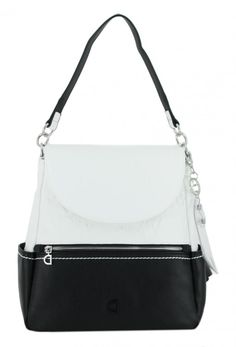 Desigual Taschenrucksack Katya Positano schwarz weiß Positano, Shopper, Kate Spade, Bags, Positano Italy, Handbags, Bag, Totes, Hand Bags