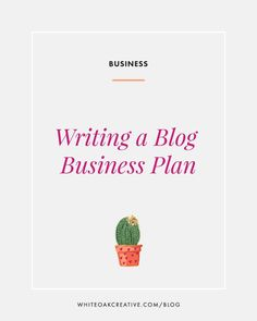 Why writing a blog business plan could help your blog grow exponentially! blogging tips, blog tutorial, freelancing