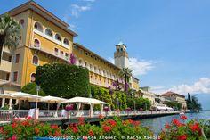 Grand Hotel Gardone Riviera, Gardone Riviera, Lago di Garda, Italia #grandhotel #lagodigarda #gardasee #gardameer