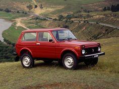 1977 Lada Niva 2121