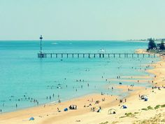 In a couple of days I'll be there!!!!Australia, Adelaide, Brighton Beach! Now thats what I call therapy!!