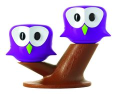Owl Salt And Pepper Shakers Pic & Nic Salt and.