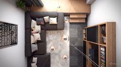 Living Room By Miysis