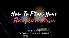Stop fretting about the tunes! Our complete guide to wedding music songs will give you the perfect songs you need to plan every stage of your wedding! Wedding Ceremony Entrance Songs, Winter Wedding Ceremonies, Wedding Reception Music, Wedding Songs, Country Wedding Music, Classical Wedding Music, Preparing For Marriage, Nontraditional Wedding, Wedding Planning Tips
