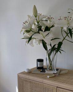 Flower Aesthetic, White Aesthetic, White Feed, Minimalist Photos, Plant Wallpaper, Aesthetic Rooms, Pretty Flowers, My Dream Home, Aesthetic Wallpapers