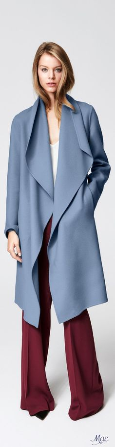 Escada Pre-fall 2016 women fashion outfit clothing style apparel @roressclothes closet ideas