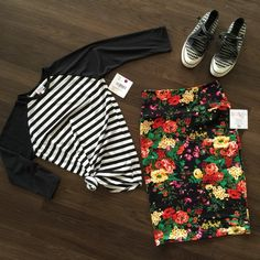 Lularoe Cassie XS- NWT Cassie only. New with tag. Size xs LuLaRoe Skirts Pencil                                                                                                                                                                                 More