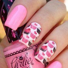 pink copcake