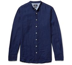 The best linen shirts to invest in this summer