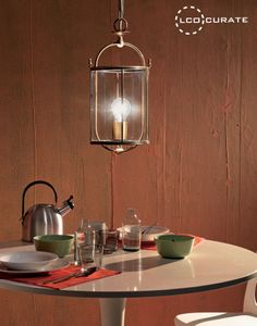 Burnished pendant by Il Rilegato (Il Fanale) is distributed exclusively by LightCo Pty