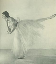 Dame Alicia Markova – (1910 – 2004) was an English ballerina. Most noted for her career with Sergei Diaghilev's Ballets Russes.   She was the first British dancer to become the principal dancer of a ballet company and, with Dame Margot Fonteyn, is one of only two English dancers to be recognized as a prima ballerina assoluta.